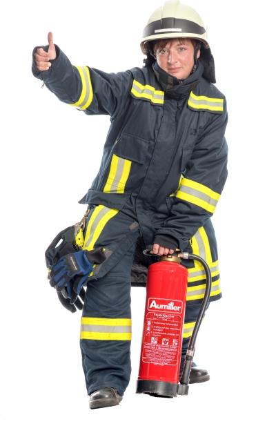 Feuerchef_Feuerwehrfrau
